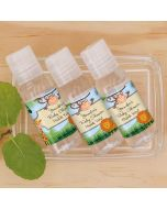 Baby Hand Sanitizer Favors