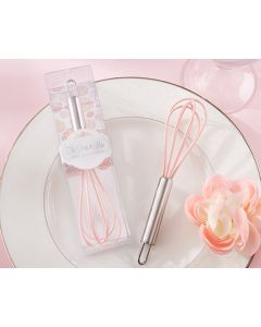 """""""The Perfect Mix"""" Pink Kitchen Whisk"""