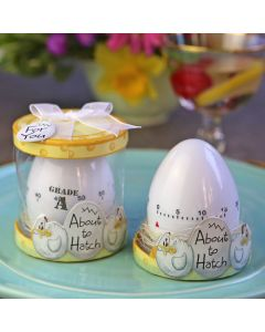 About to Hatch Kitchen Egg Timer in Showcase Gift Box