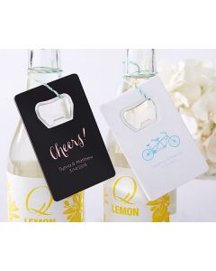 Personalized Bottle Opener-Kate's Wedding Collection