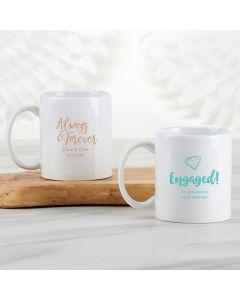 Personalized 11 oz. White Coffee Mug