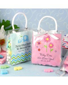 Baby Mini Gift Tote Favor