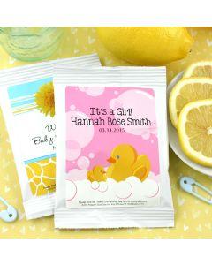 Baby Lemonade Favors
