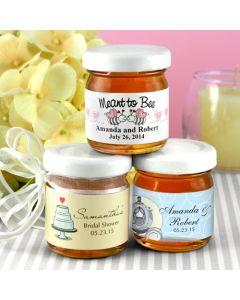 Designing Ducks Personalized Honey Favors