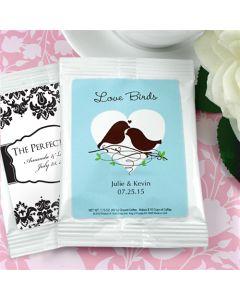 Designing Ducks Wedding Coffee (White)