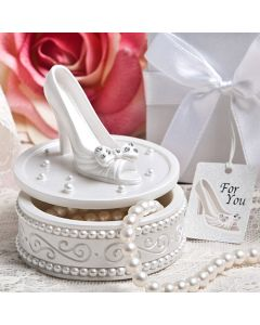 Magical shoe design trinket boxes