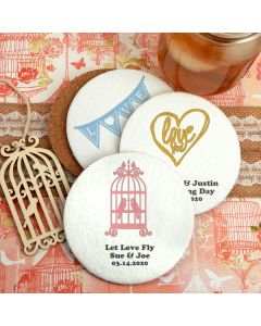 Recycled Eco-Friendly Coasters
