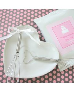 Heart Handle Whisks