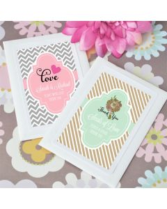 Personalized Theme Flower Seed Favors