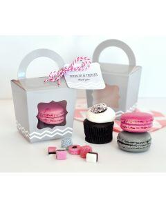 Cupcake 'n' Treats Tote Boxes (set of 12)