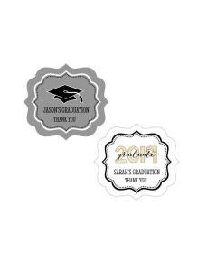 Graduation Frame Personalized Labels